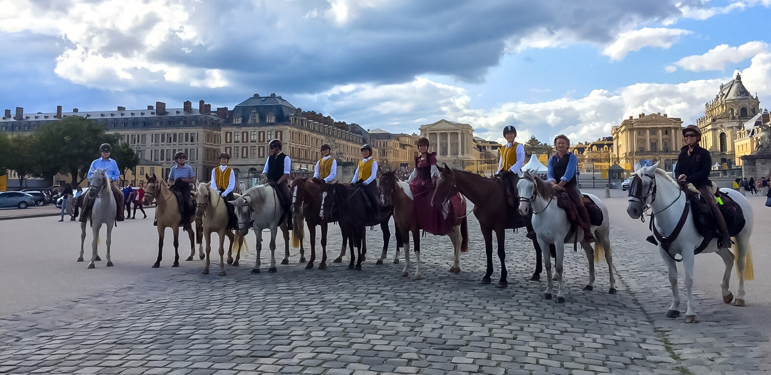 The french specialist for horseback riding